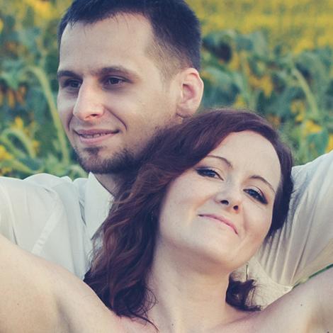 Monika i Konrad