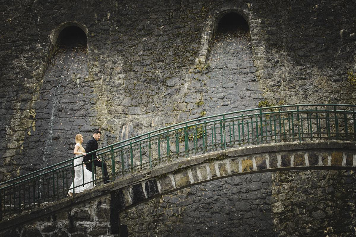 plenerowa sesja ślubna, fotografia