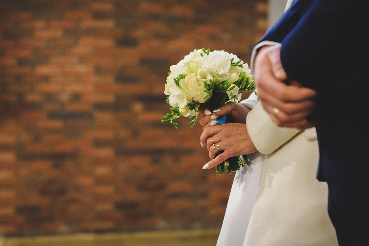 kwiaty ślubne fotografia ślubna
